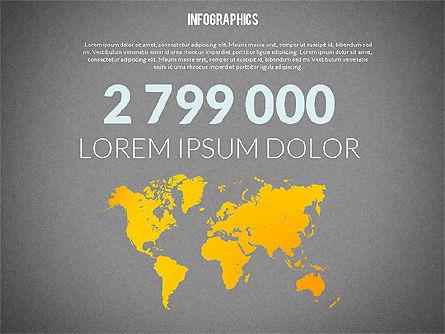 Infographic Elements Toolbox, Slide 11, 02342, Infographics — PoweredTemplate.com