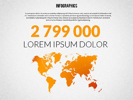 Infographic Elements Toolbox, Slide 3, 02342, Infographics — PoweredTemplate.com