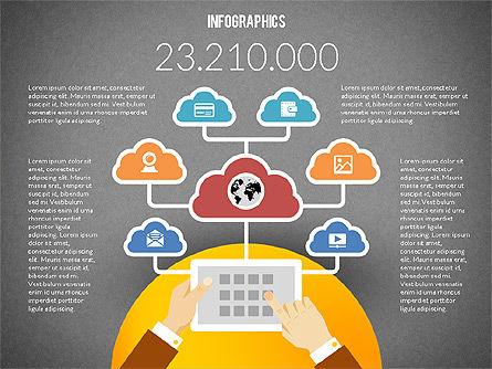 Infographic Elements Toolbox, Slide 9, 02342, Infographics — PoweredTemplate.com