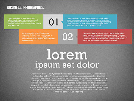 Business Infographics with Smartphone, Slide 16, 02352, Presentation Templates — PoweredTemplate.com