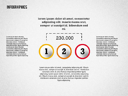 Presentation Templates: Modern Presentation with Flat Shapes #02360