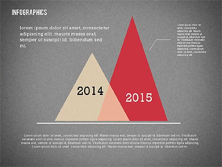 Modern Presentation with Flat Shapes, Slide 16, 02360, Presentation Templates — PoweredTemplate.com