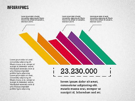 Modern Presentation with Flat Shapes, Slide 2, 02360, Presentation Templates — PoweredTemplate.com