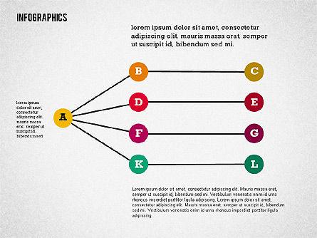 Modern Presentation with Flat Shapes, Slide 5, 02360, Presentation Templates — PoweredTemplate.com