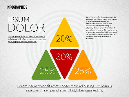 Colorful Presentation Infographics, Slide 3, 02364, Infographics — PoweredTemplate.com