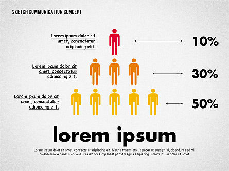 Communication Presentation Template, Slide 2, 02365, Presentation Templates — PoweredTemplate.com