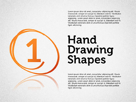 Shapes: Hand-Drawn Characters and Shapes #02370