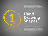 Hand-Drawn Characters and Shapes#9