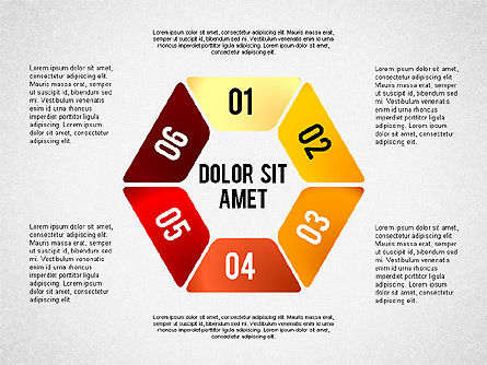 Stages Diagram Toolbox, Slide 4, 02372, Stage Diagrams — PoweredTemplate.com