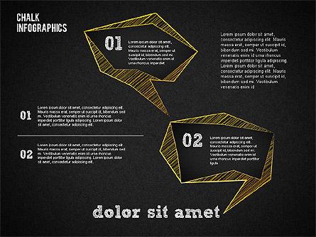 Chalk Infographics, Slide 11, 02375, Infographics — PoweredTemplate.com