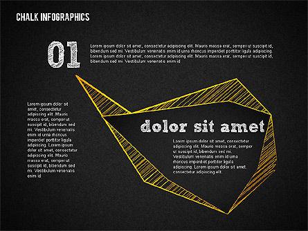 Chalk Infographics, Slide 13, 02375, Infographics — PoweredTemplate.com