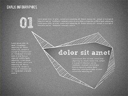 Chalk Infographics, Slide 5, 02375, Infographics — PoweredTemplate.com