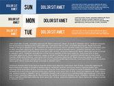 Week Schedule#10