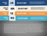 Week Schedule#11