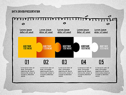 Presentation Templates: Data Driven Presentation Template #02388