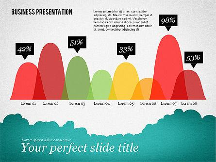 Success Business Presentation Template, Slide 3, 02389, Presentation Templates — PoweredTemplate.com