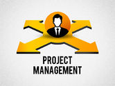 Process Diagrams: Project management proces #02391
