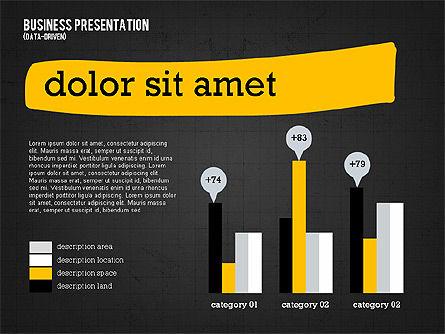 Profit Business Presentation (data driven), Slide 10, 02395, Presentation Templates — PoweredTemplate.com