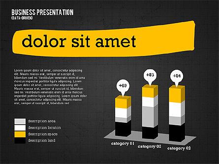 Profit Business Presentation (data driven), Slide 14, 02395, Presentation Templates — PoweredTemplate.com