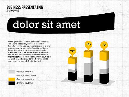 Profit Business Presentation (data driven), Slide 6, 02395, Presentation Templates — PoweredTemplate.com