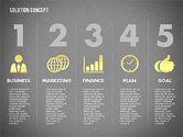 Solution Concept Options Presentation Template#10