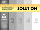 Solution Concept Options Presentation Template#12