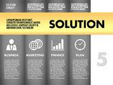 Solution Concept Options Presentation Template#15