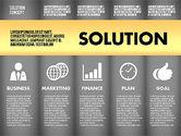 Solution Concept Options Presentation Template#16