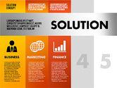 Solution Concept Options Presentation Template#6