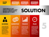 Solution Concept Options Presentation Template#7