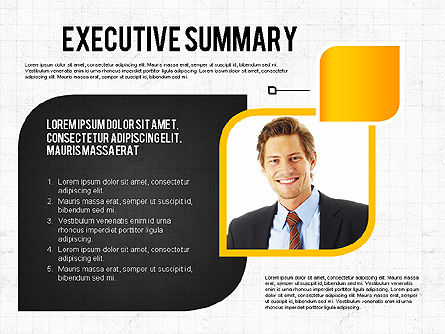Business Plan Creative Presentation Template, Slide 2, 02401, Presentation Templates — PoweredTemplate.com