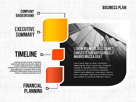 Business Plan Creative Presentation Template, Slide 4, 02401, Presentation Templates — PoweredTemplate.com