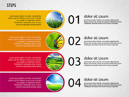 Presentation Templates: Options in Environmental Theme #02404