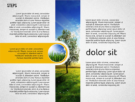 Options in Environmental Theme, Slide 2, 02404, Presentation Templates — PoweredTemplate.com