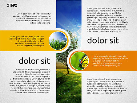 Options in Environmental Theme, Slide 3, 02404, Presentation Templates — PoweredTemplate.com