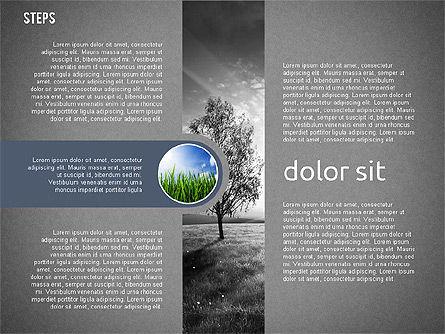 Options in Environmental Theme, Slide 8, 02404, Presentation Templates — PoweredTemplate.com