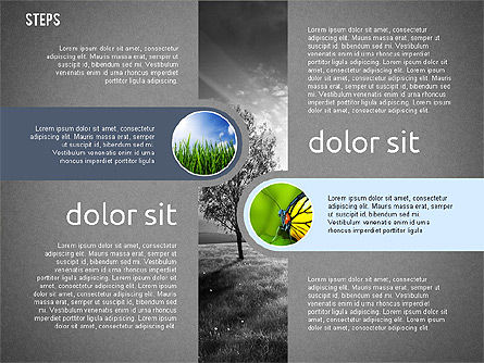 Options in Environmental Theme, Slide 9, 02404, Presentation Templates — PoweredTemplate.com