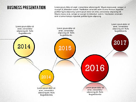 Data Driven Modern Business Presentation, Slide 3, 02407, Presentation Templates — PoweredTemplate.com