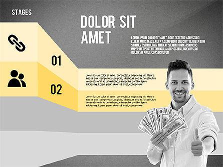 Financial Success Stages Concept Diagram Slide 10