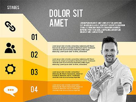 Financial Success Stages Concept Diagram Slide 12