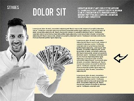 Financial Success Stages Concept Diagram Slide 13