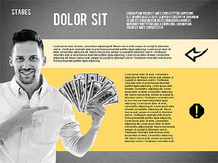 Financial Success Stages Concept Diagram Slide 14