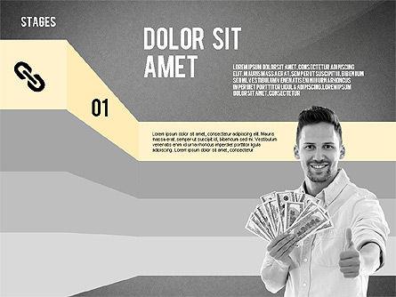 Financial Success Stages Concept Diagram Slide 9