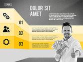 Financial Success Stages Concept Diagram#11