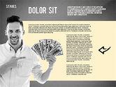 Financial Success Stages Concept Diagram#13