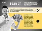 Financial Success Stages Concept Diagram#14
