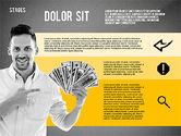 Financial Success Stages Concept Diagram#15