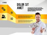 Financial Success Stages Concept Diagram#2