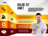 Financial Success Stages Concept Diagram#4