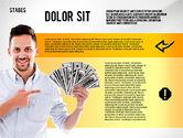 Financial Success Stages Concept Diagram#6